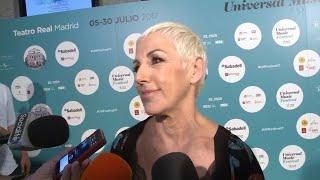 Ana Torroja cumple 60 años centrada en su nuevo disco