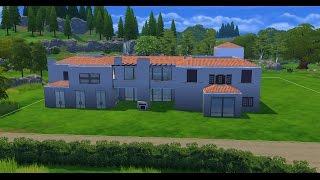 Die Sims 4 // Kourtney Kardashian Haus // #MIKE