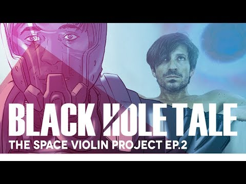 Andrea Casta & Beatone - Black Hole Tale   The Space Violin Project Ep 02 (official video)