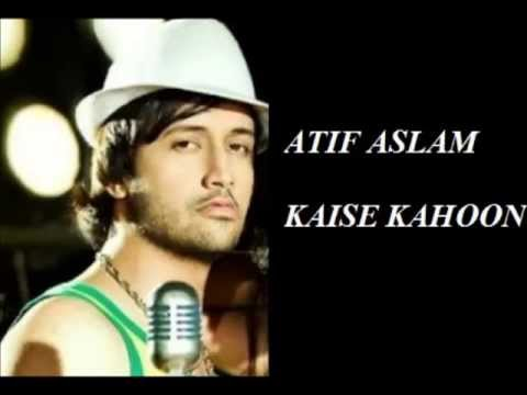 Video MP3 song Atif Aslam song