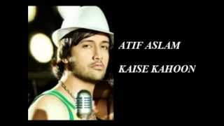 Atif Aslam new song Koi Bataye Na