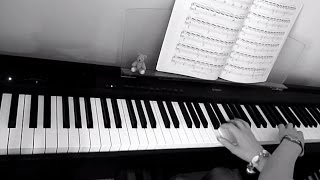 Orbits by Ludovico Einaudi: In a Time Lapse (Piano Cover)