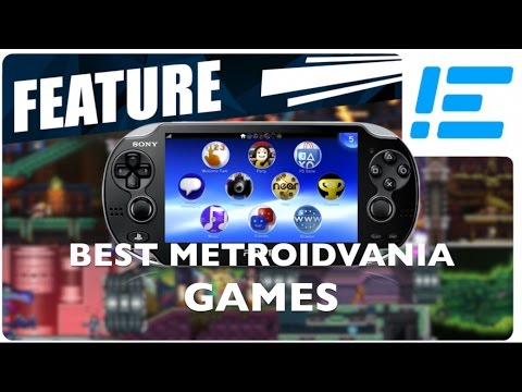 The Best Metroidvania Games on PS Vita | PlayStation Enthusiast