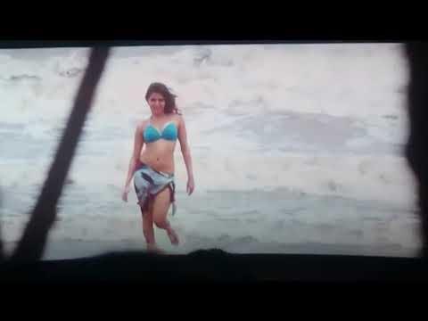 Samantha bikini scene anjaan