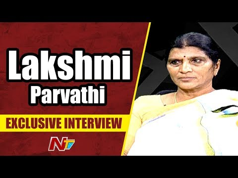 Lakshmi Parvathi Exclusive Interview | Point Blank | NTV