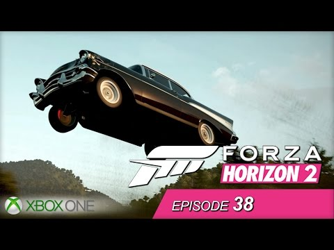 Kurt Plays Forza Horizon 2 - EP38 - Intimidating Audi