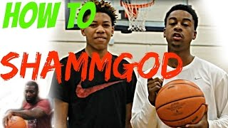 How To Do The Shammgod /The Easiest Way