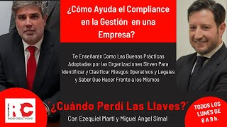 Mejora Tus Habilidades de Liderazgo Con Ayuda Del Compliance en ¿Cuándo Perdí Las LLaves?