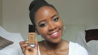 NEW! Sleek Bare Skin Foundation | Review + Demo