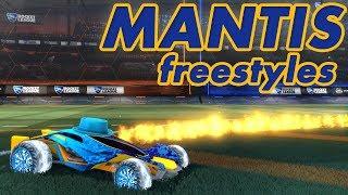 Rocket League - Mantis Freestyles w/ VoiD