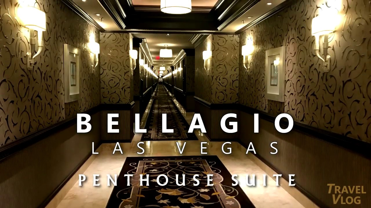 Bellagio Las Vegas Penthouse Suite Corner Suite YouTube - Bellagio penthouse suite las vegas