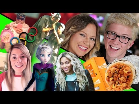 Top That! | Beyoncé Grants A Wish, Old Spice Mom Song, The Selfie Olympics | Pop Culture News