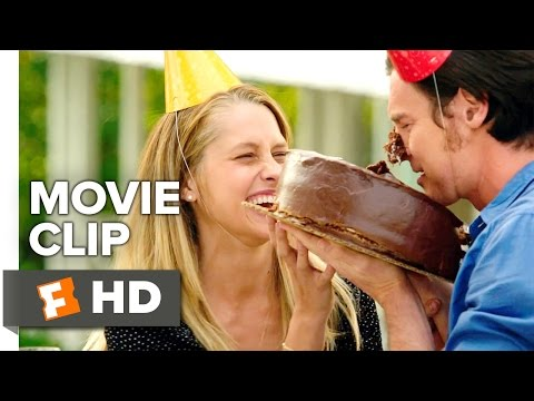 The Choice Movie CLIP - Cake (2016) - Teresa Palmer, Tom Wilkinson Movie HD