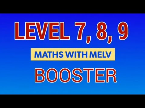 Hardest GCSE Maths Question So Far? Level 7, 8, 9 Booster | Cosine Rule and Trig Values