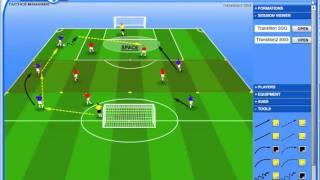 Tactics Manager Software v1.6 - Full Video Demo