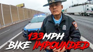 ANGRY COPS VS BIKERS | POLICE vs MOTORCYCLE |  [ Episode 139]