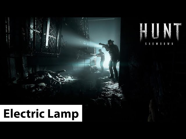 Electric Lamp | Hunt: Showdown