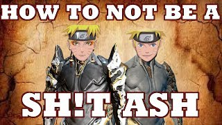 How to Ash