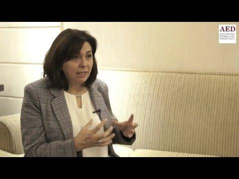 #DiálogosAED con Rosa García, presidenta y CEO de Siemens España