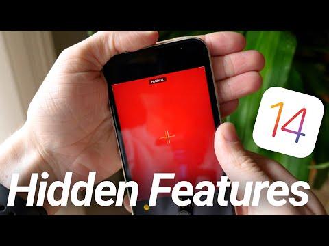 iOS 14 Hidden Features! Camera Tricks & More