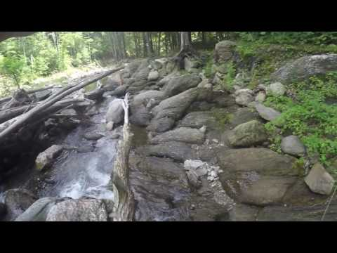 Fly Fishing For VT Brook Trout