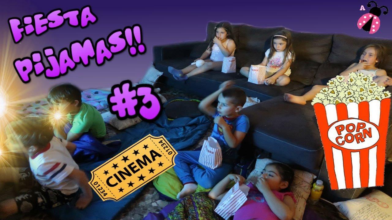 7545378e8 Fiesta de Pijamas Ladybug - Pijama Party - Pijamada - Fiesta en casa -  Fiesta con mis amigos