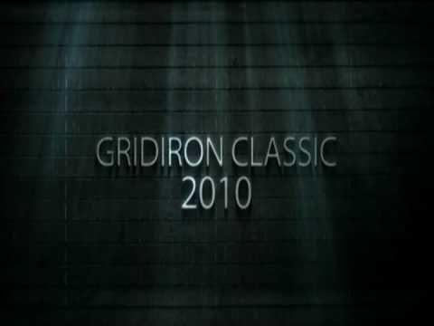 "Gonzaga Football ""Gridiron Classic 2010 Promo"" by Gonzaga Student"