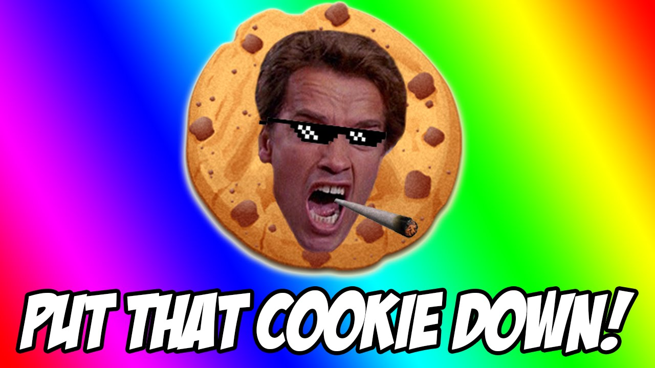put that cookie down dubstep arnold schwarzenegger youtube