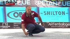 Masters de Pétanque 2016 - Oloron-Sainte-Marie - 1ère demi finale