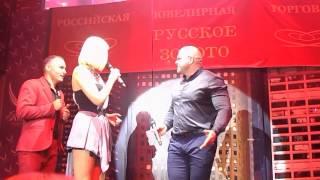 Концерт певицы Натали в г. Серпухове 20 июня 2015