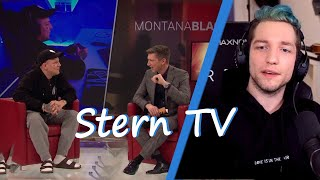 REZO REAGIERT auf MONTANA BLACK bei STERN TV 😳 | Twitch Stream Highlights