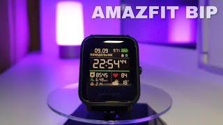 Xiaomi Amazfit Bip Подробный Обзор. Как Расширить Базовые Возможности? Обзор Xiaomi Amazfit Watch