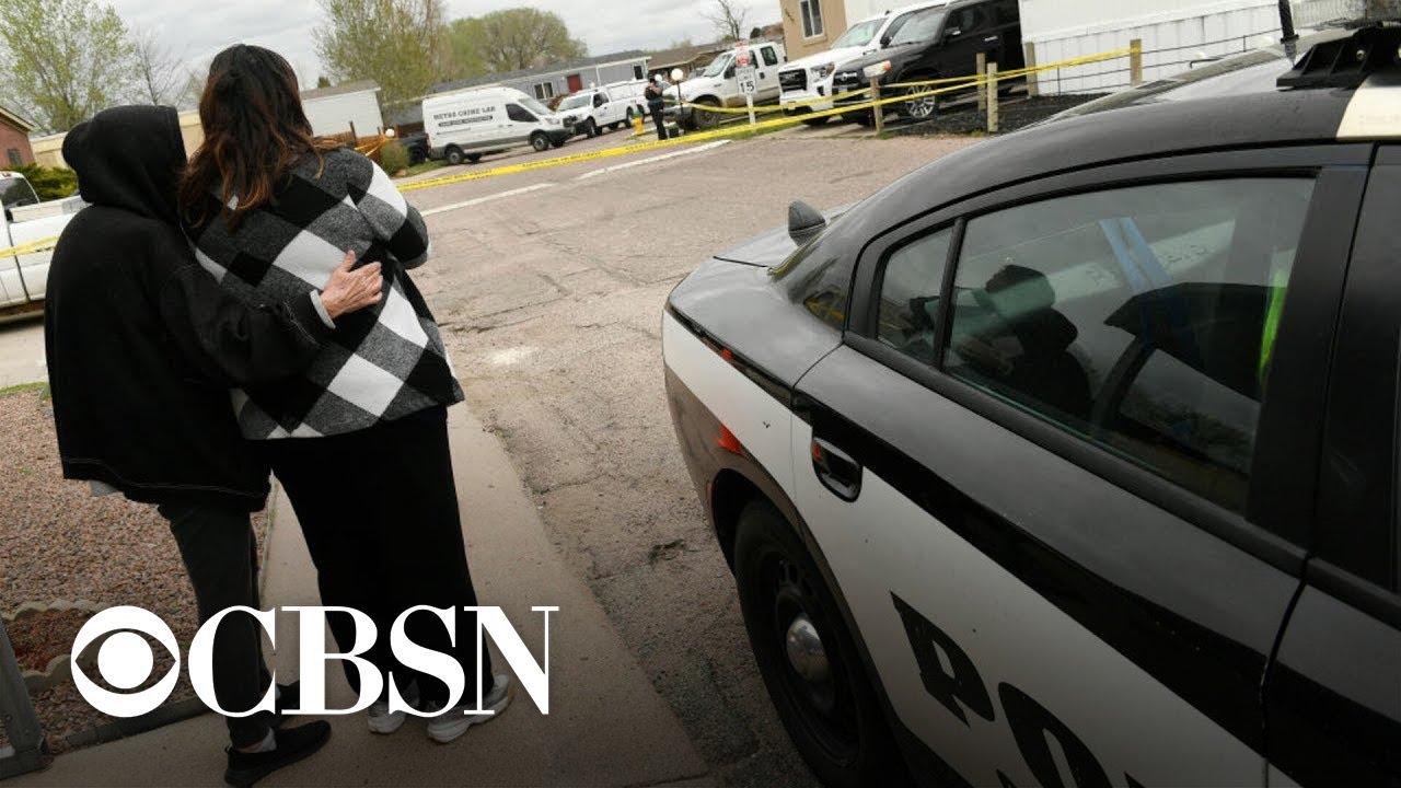 Colorado Springs police seek motive in party shooting that killed 7
