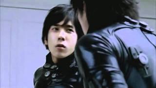 Gantz Live Action Movie New Trailer 2 [1.29.2011] HD