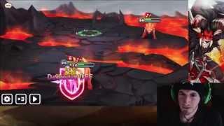 SUMMONERS WAR - Tyron (Water Sylph) Solo Faimon Hell