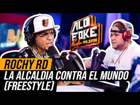 ROCHY RD - LA ALCALDIA CONTRA EL MUNDO FREESTYLE (EL TETEO DE ALOFOKE FM CON DJ SCUFF)