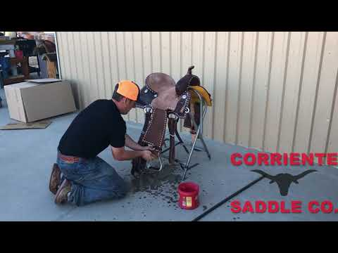 How To Set Fenders on Your Saddle