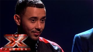 Heartbreak for Mason Noise as he become the next act to leave | Live Week 4 | The X Factor 2015