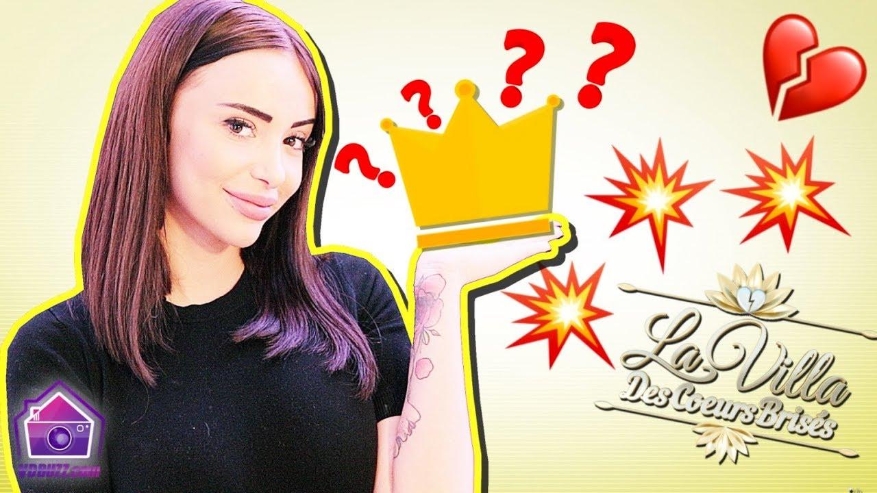 Jelena (La Villa 4) : Quelle couronne pour son ex Matthieu ? Pour Mélanie Dedigama ?