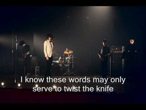 The Horrors - Who Can Say (With Lyrics)