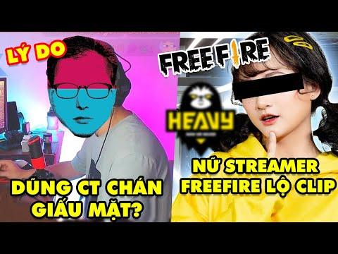 Stream Biz #26: Lý do Dũng CT chính thức livestream lộ mặt – Nữ Streamer Free Fire lộ clip do bị hại