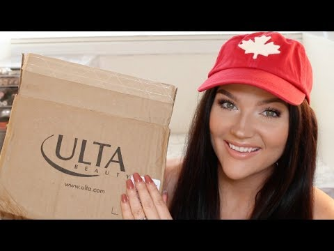 MY FIRST ULTA HAUL! | CANADIAN EXPERIENCE