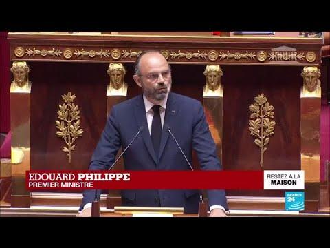 Coronavirus, Philippe à l'Assemblée: Prolonger le confinement aurait des