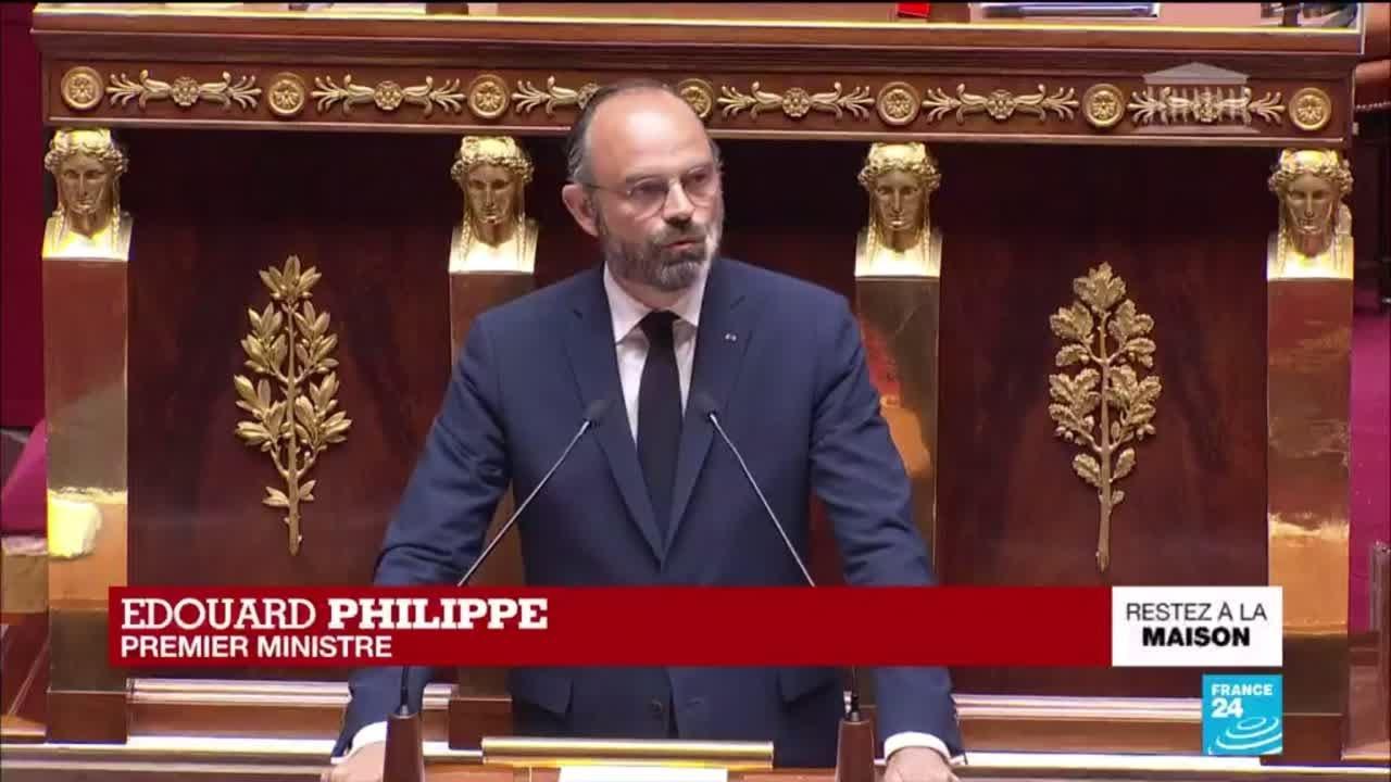 Coronavirus, Philippe à l'Assemblée : Prolonger le confinement aurait des