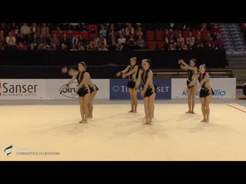 GC Janika Tallinn Senior Team, EST - AGG World Championships 2017 Helsinki