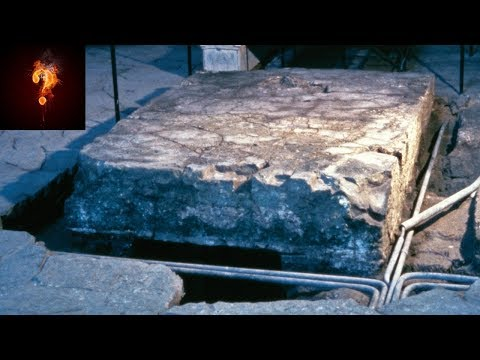 Beth She'arim Slab ~ Gigantic OOPArt Found In Jerusalem?