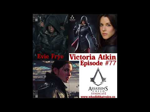 Victoria Atkin Evie Frye from Assassin's Creed Syndicate  Episode 77