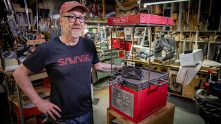 Adam Savage's One Day Builds: Ghostbusters Ecto Goggles + Vacuum Former Rebuild!
