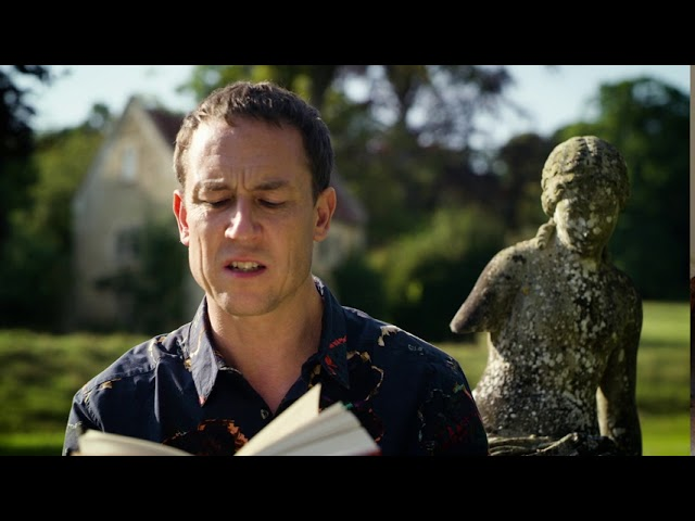 Tobias Menzies reads 'Nothing gold can stay' by Robert Frost