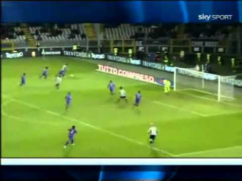 Juventus - Fiorentina 1-1 27/11/2010 Ampia Sintesi SKY Highlights